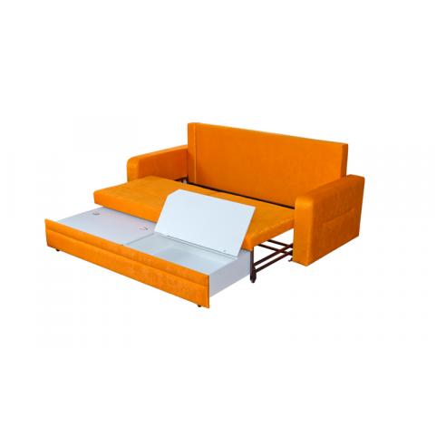Лидер 17 (230х100) прямой диван