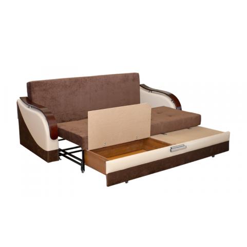 Лидер 3 (230х100) прямой диван