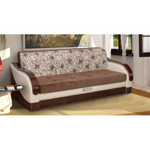 Лидер 3 (190х100) прямой диван