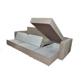 Лидер 17 (250х160) угловой диван