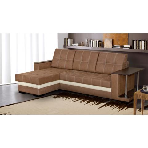 Ричард-2 угловой диван с оттоманкой
