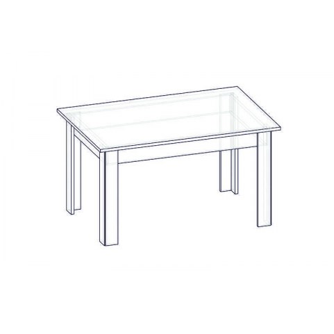 Стол кухонный (1350*890) АСМ-МОДУЛЬ