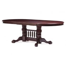 Стол раздвижной 2 вставки
