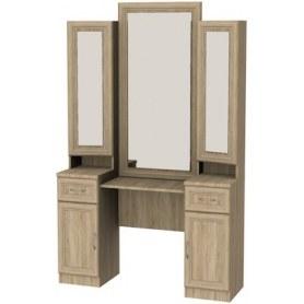Туалетный столик с ящиками ТР30, цвет Дуб Сонома
