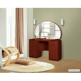 Туалетный столик №4, Ивушка-5, цвет Итальянский орех