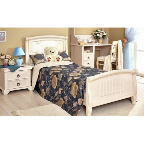 Детский подростковый гарнитур Амели кровать, стол, стеллаж