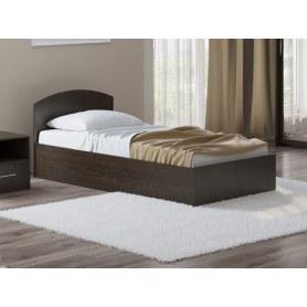 Детская кровать Этюд с подъемным механизмом, 90х190, венге