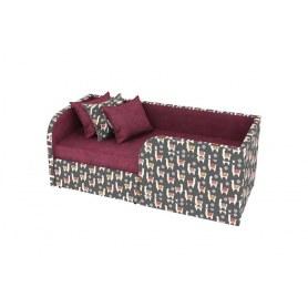 Детская кровать Марти №4 (Мира 159/ Ламас 5А)