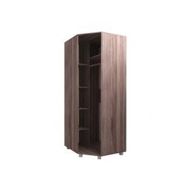 Шкаф угловой Доминик New, М4, шимо темный/светлый