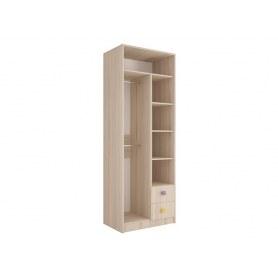 Шкаф гардероб Агнешка New, М1, белая лиственица