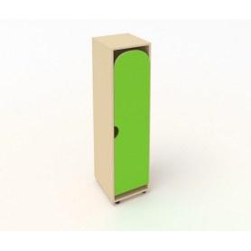 Детский шкаф ШГ1 Зеленая мамба