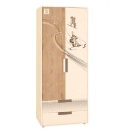 Шкаф для одежды 56.01 Фристайл