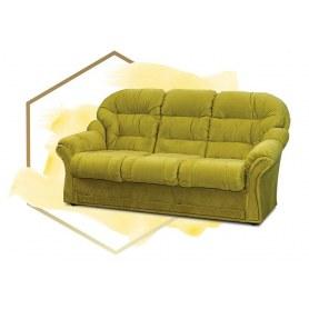 Прямой диван Шарлотта 1 БД Без механизма