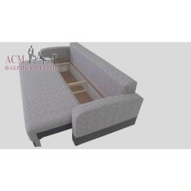 Прямой диван Эльза 3 БД