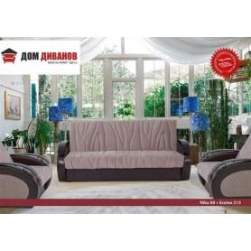 Прямой диван Сиеста 2 БД