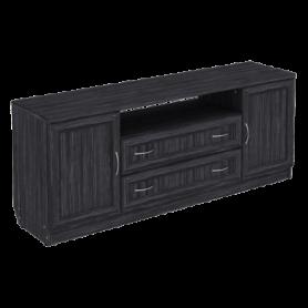 ТВ-тумба 502 с нишей, цвет Граффит