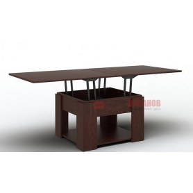 Стол трансформер Модерн, венге