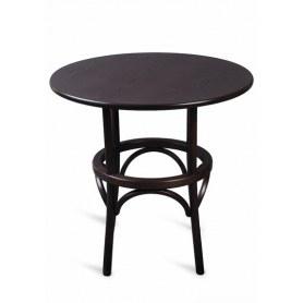 Кофейный стол 600мм, темный тон