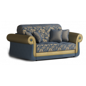 Прямой диван Турин 5 БД 165 (НПБ)