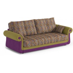 Прямой диван Дакар 5 БД (НПБ)