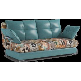 Прямой диван Челси 2 БД (Боннель)