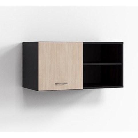 Шкаф навесной цвет 1 Арония, Г-ШН-1-2