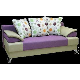 Прямой диван Юность 5 БД