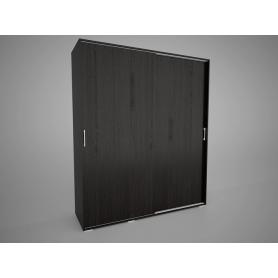 Шкаф-купе Арктур 1.8м (Венге)