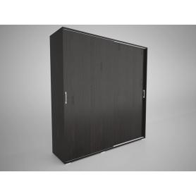 Шкаф-купе Арктур 2.0м с ящиками (Венге)