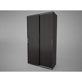 Шкаф-купе Арктур 1.2м с ящиками (Венге)