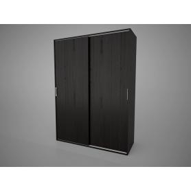 Шкаф-купе Арктур 1.5м с ящиками (Венге)
