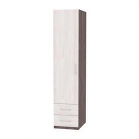 Шкаф Риал (H20) 198х45х45 ручка рейлинг, ЯАТ-ЯАС