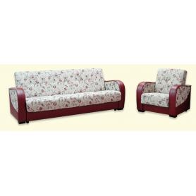 Прямой диван Элегия 5, Комплект диван + кресло