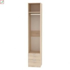 Шкаф Риал (H18) 230х45х45 ручка торцевая TR-2, ДСС