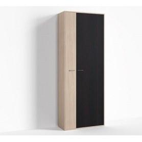 Шкаф широкий правый цвет 3, Крокус, ПР-ШС-1-3 Дуб девонширский - Дуб Миланский