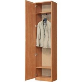 Шкаф 107 с выдвижной штангой, цвет Итальянский Орех