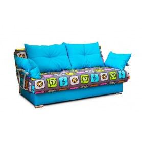 Прямой диван Чикаго 01 TFK