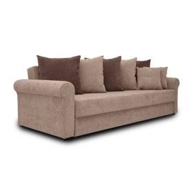 Прямой диван Дублин, цвет Наполи (ткань)