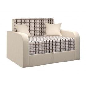 Прямой мини-диван Яцек, Classic check 01/Велюр люкс 21/1 кат