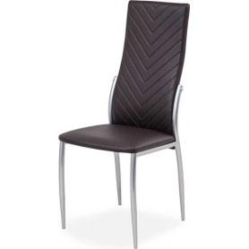 Кухонный стул Стул Асти лайт(чайка) К02, хром-лак