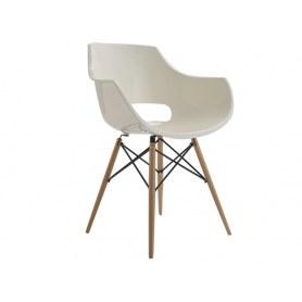 Кухонный стул PW-022 белый