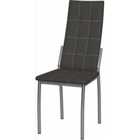 Обеденный стул Чинзано окраш (Nitro Brown)