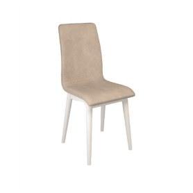Обеденный стул Марвин №1 (Виола 01/Белый)