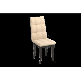 Обеденный стул Ричард с резными опорами (Лекко Лайт Беж/Венге)