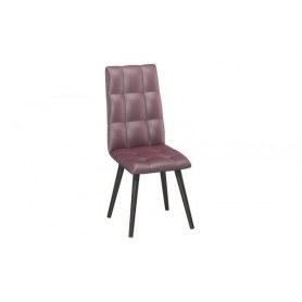 Обеденный стул Ричард с цилиндрическими опорами (Альфа 13/Венге)