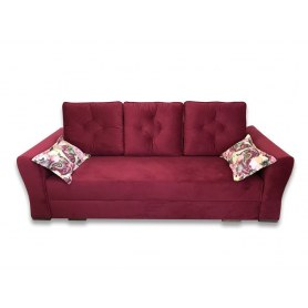 Прямой диван Прованс (Тик-так)