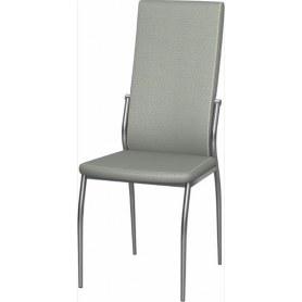 Обеденный стул Мартини хром (Punto Silver)