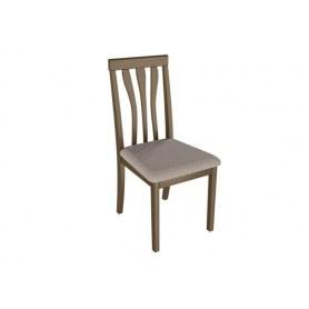 Обеденный стул Пегас, цвет Орех темный/тк. №47 Б-502