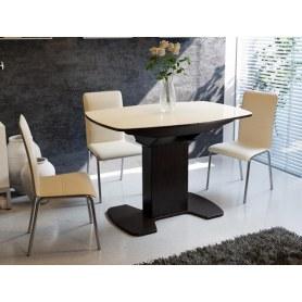 Обеденный стул София, цвет Бежевый, к/з Santorini-0428