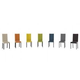 Обеденный стул Ромео, цвет Венге/тк №36 Зеленый/Lime Б-535